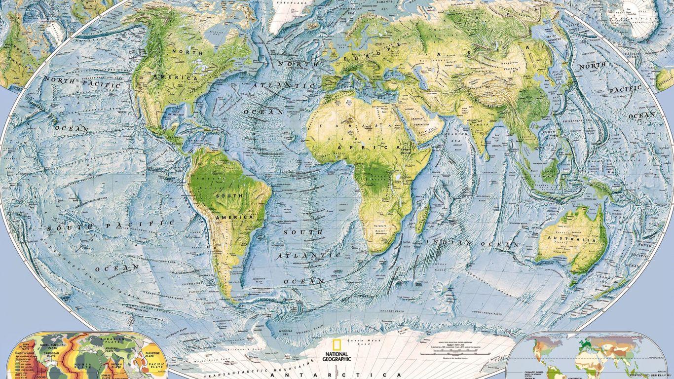 Обои карта мира 1366x768 hd ready full hd 1920x1080 hd