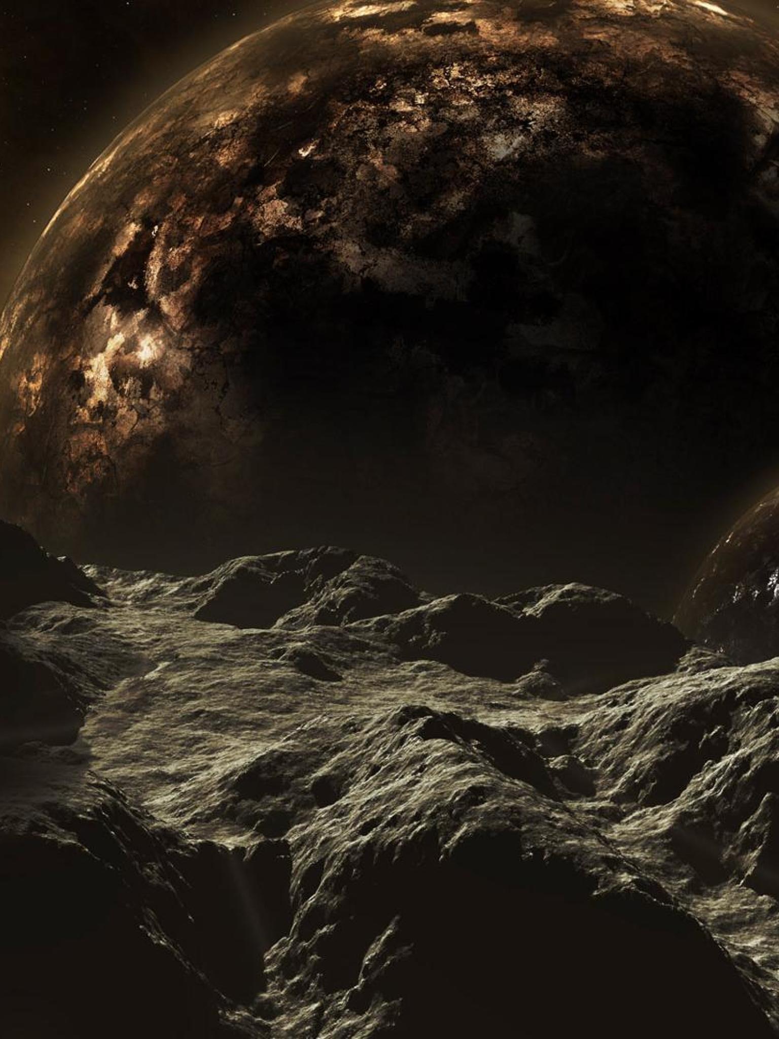 Dark planet 1536x2048 - 1536x2048 ipad ...