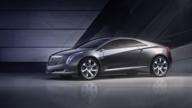 Sporty Cadillac Car