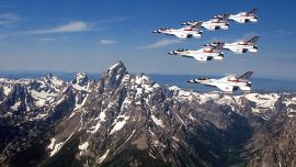 F 16 Thunderbirds