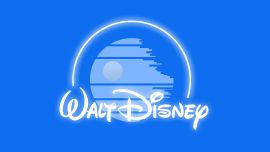 Disney Death Star Logo