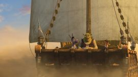 Shrek 3 Ship
